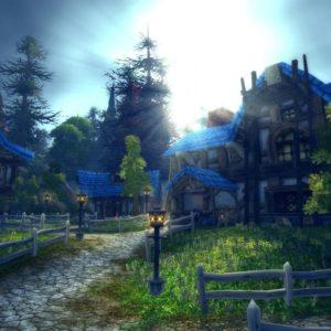 Elysium Project--Nighthaven